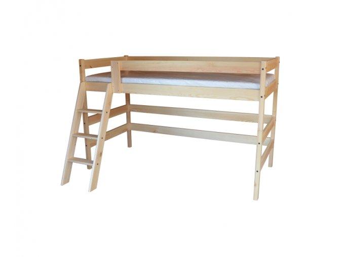 vyvýšená patrová postel hubert