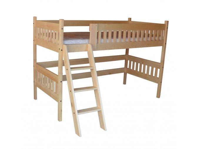 vyvýšená postel oliver