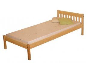 jednolůžková postel roman