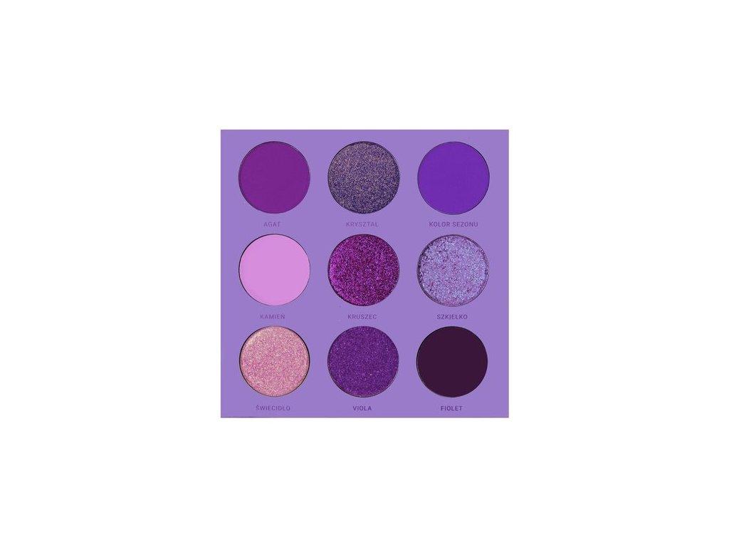 848 2 paletka ocnich stinu glam fiolety violets