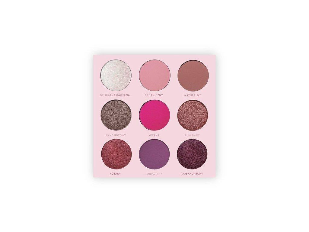 902 3 paletka ocnich stinu glam naturalnie rozowa natural pink
