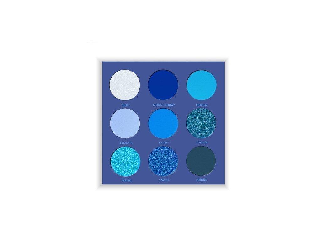 1073 2 paletka ocnich stinu glam niebieski heavenly