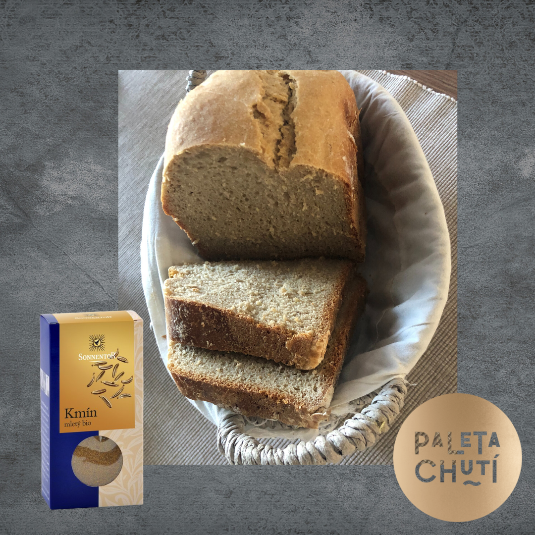 Upeč třeba chleba...