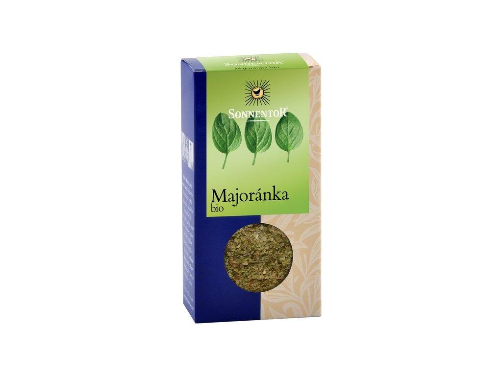 Majoránka bio, Origanum majorana Sonnentor