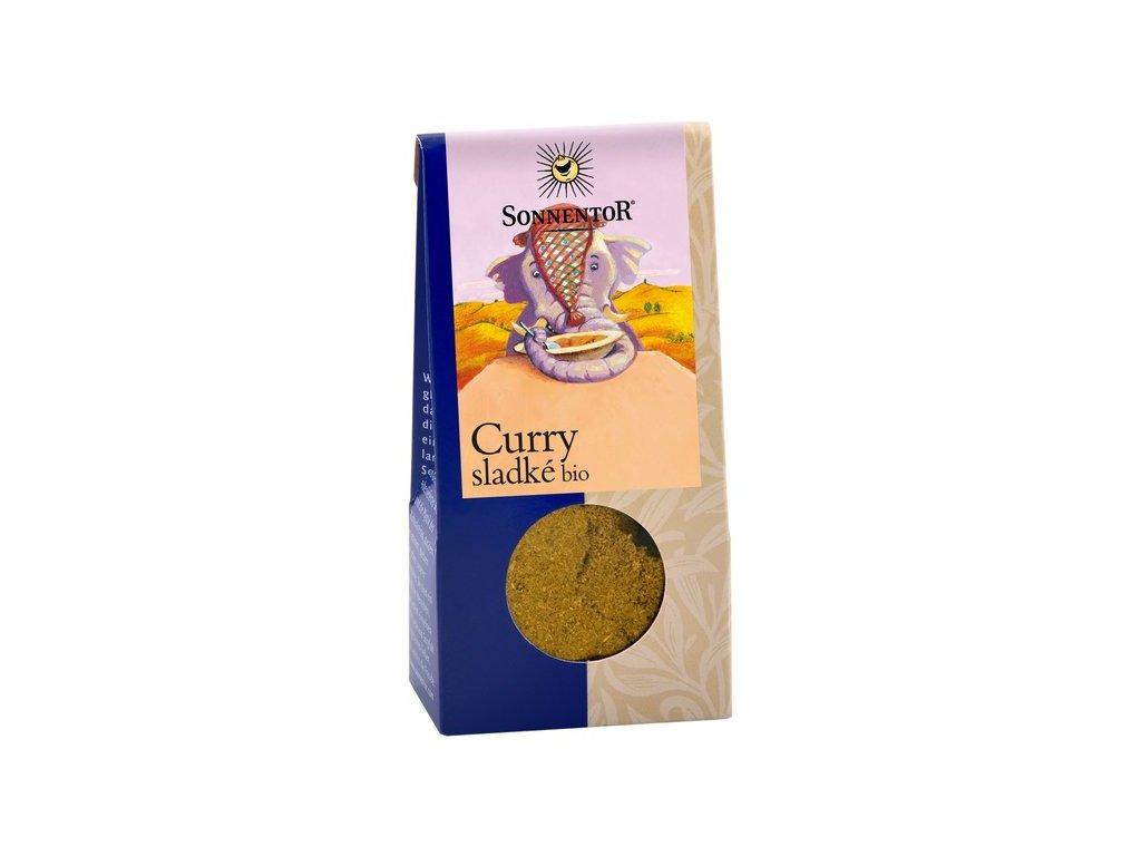 Curry sladké kořenící přípravek bio Sonnentor