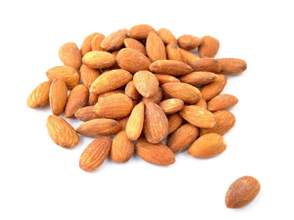 2 almonds roasted salted