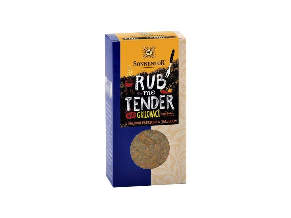 Rub me Tender - grilovací koření bio Sonnentor