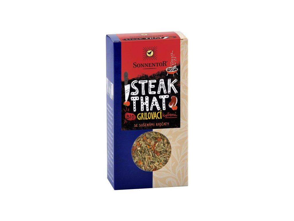 Steak That - grilovací koření bio Sonnentor