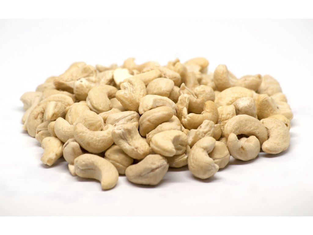 Kešu ořechy natural - výběrové exclusive