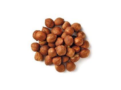Lísková jádra lískové ořechy