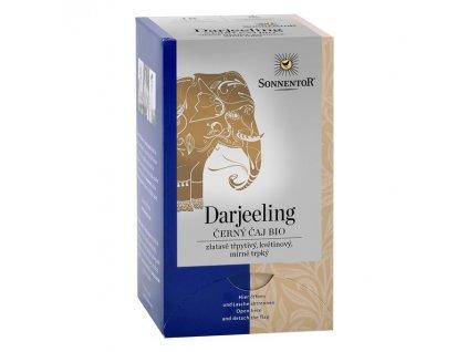 Darjeeling - černý čaj Sonnentor