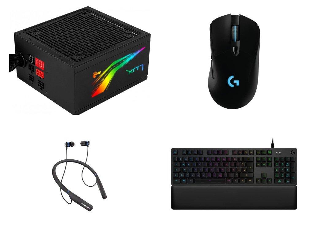 Audio, PC a Elektro, Box č. sp512800539, 96ks - hodnota zboží 86 944 Kč