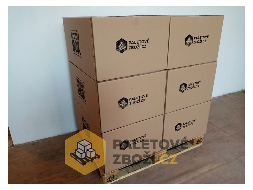 Mystery box 4+2 ZDARMA ! - hodnota zboží ~ 100.000 Kč