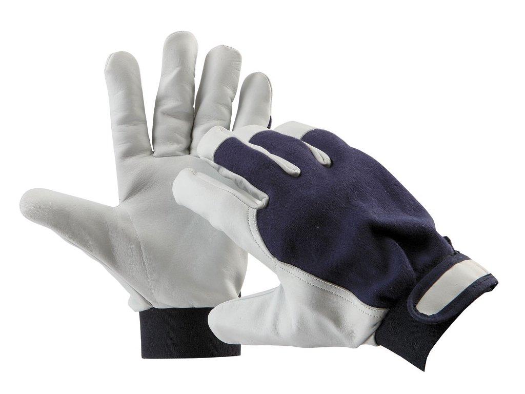 PELICAN BLUE rukavice