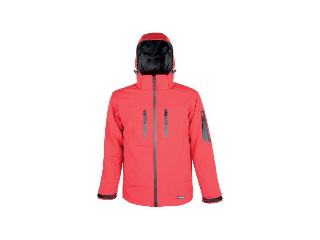 Zimní softshellová bunda SPIRIT (Zimní softshellová bunda)