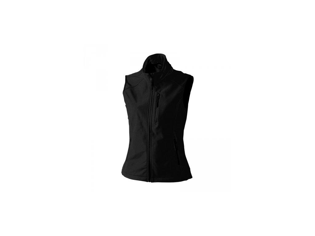 LAMBESTE dámská vesta softshellová (0704)