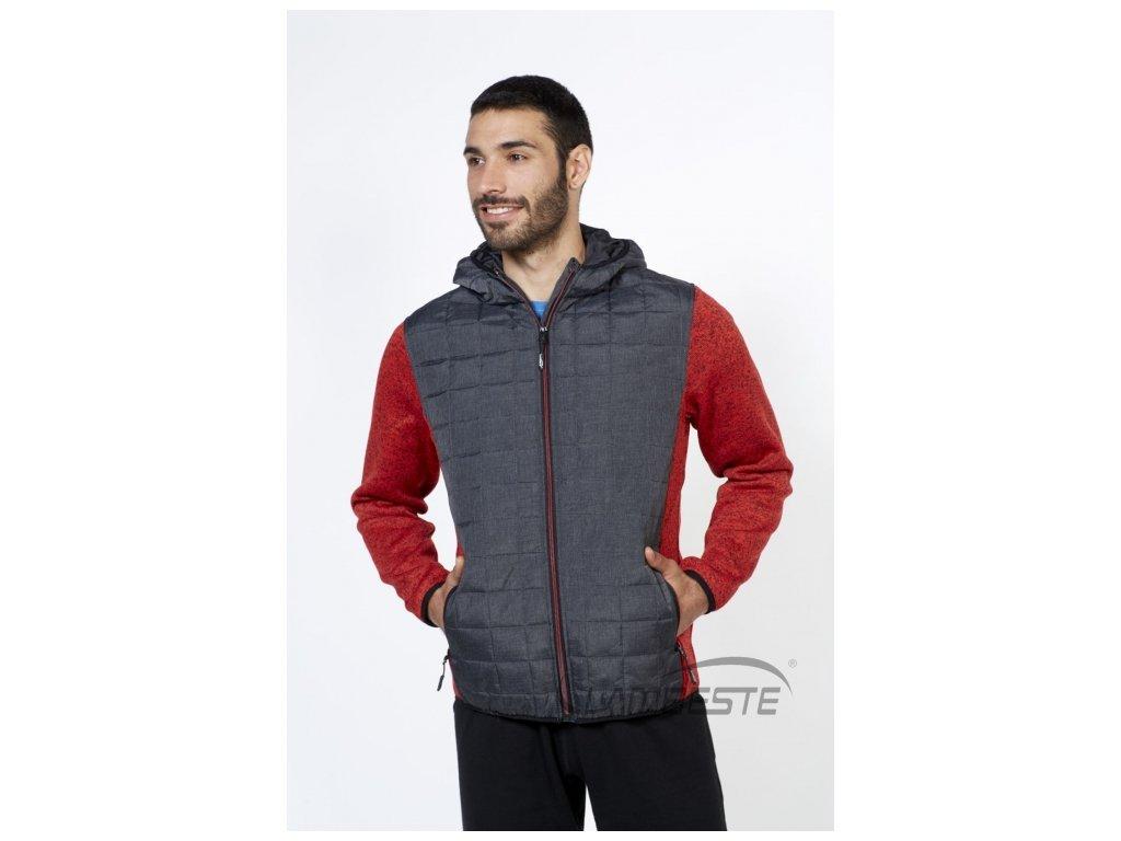 COMBI pletený fleece bunda (JM901)