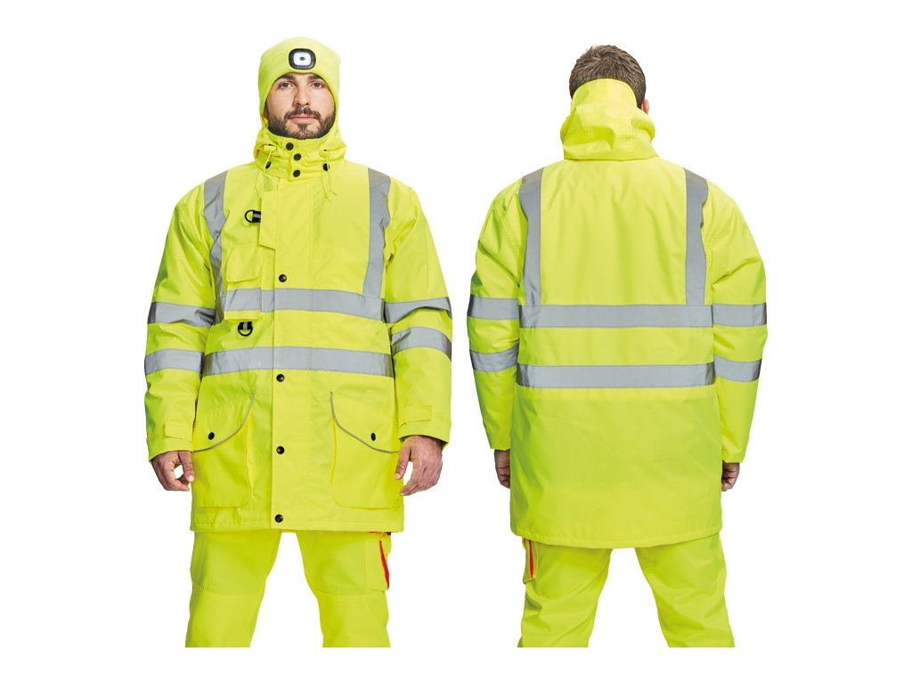 FORMBY zimní bunda 7v1