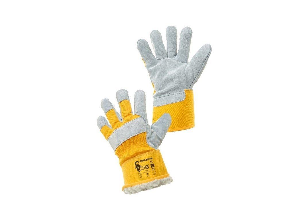 108254 kombinovane zimni rukavice dingo winter