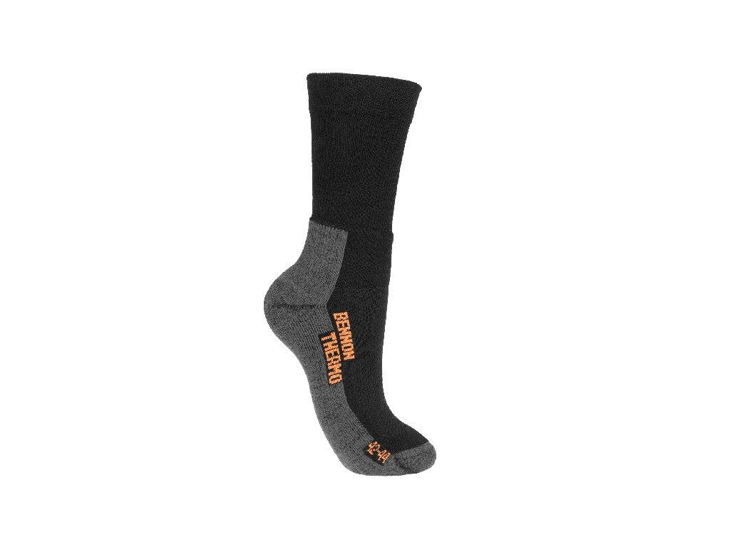 BNN trekové ponožky merino (D27001)