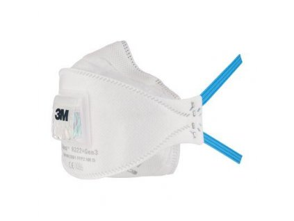 vyr 467325 3m aura particulate respirator 9322gen3
