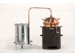 Model Hobby 30L With the mixer Solid fuel168 1500 994