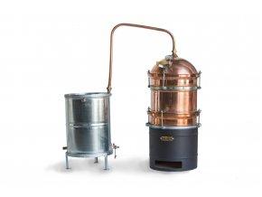 Destilacni pristroj Esence 35 l destilacni kolona (1)