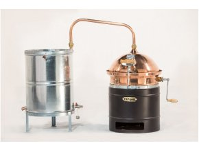Model Hobby 30L With the mixer Gas189 1500 994