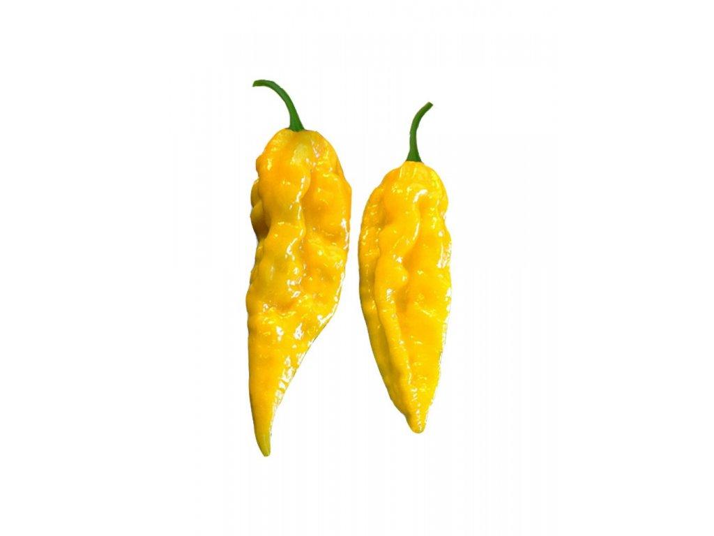 Naga Bhut Jolokia Yellow