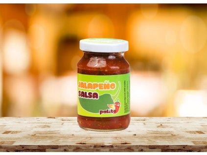 Omacka Jalapeno salsa