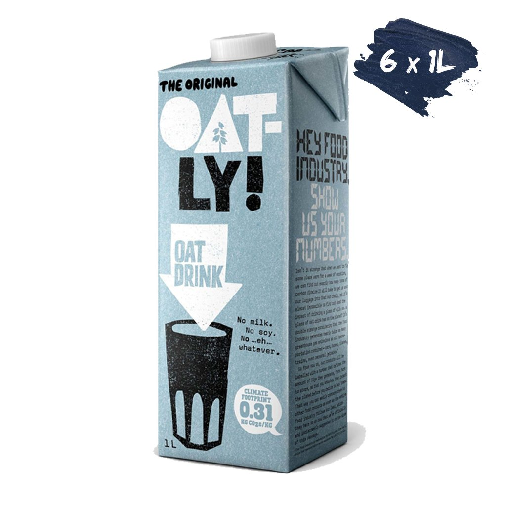 oatly enriched