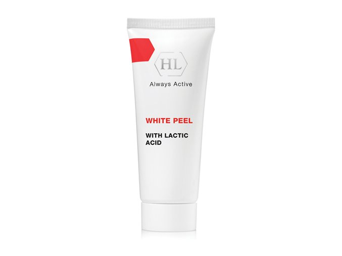 white peel tube