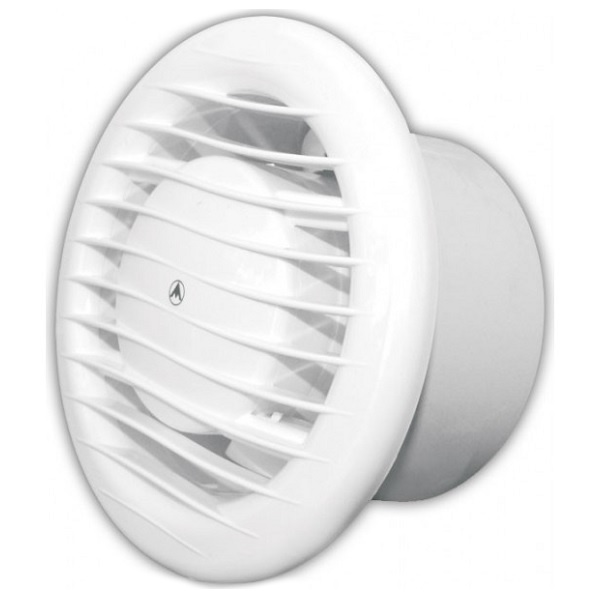Ventilátory kruhové