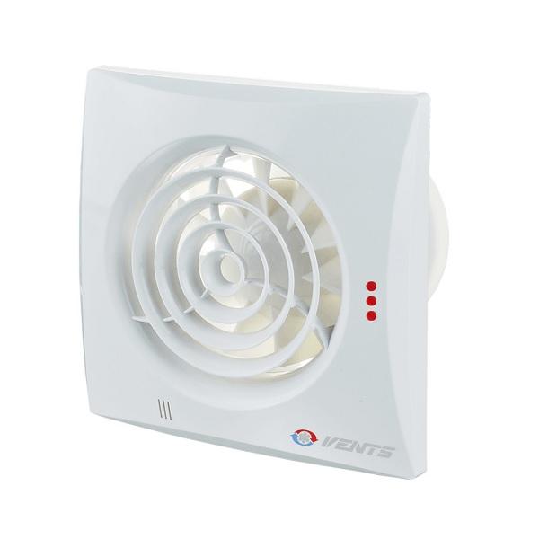 Ventilátory se sníženou hlučností