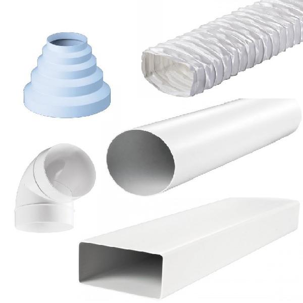 Ventilační potrubí plastové