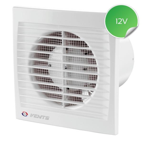 Ventilátory 12V