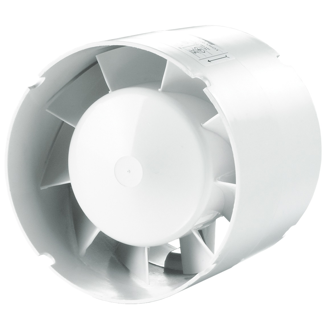 Ventilátory Dalap SD