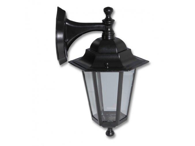 Světlo venkovní černé, Lucerna Z6102-CR nástěnná