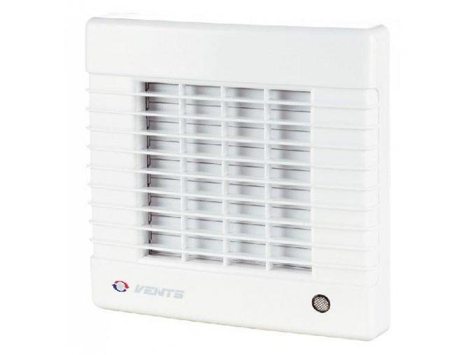 Ventilátor do koupelny Vents 150 MAT žaluzie, časový spinač