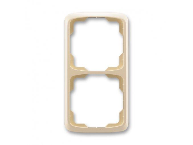 Rámeček TANGO 3901A-B21 C dvojnásobný svislý