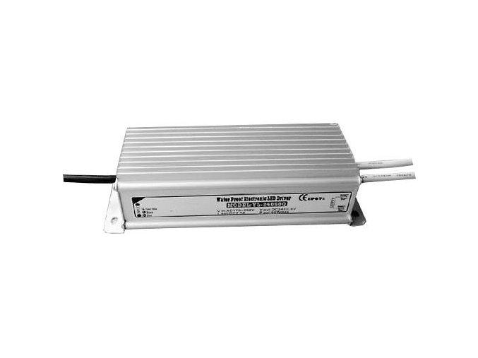 LED transformátor, trafo 12V/ 50W LPV50-12 napěťový