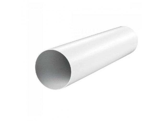 Vzduchotechnické potrubí plastové 125/ 50 cm