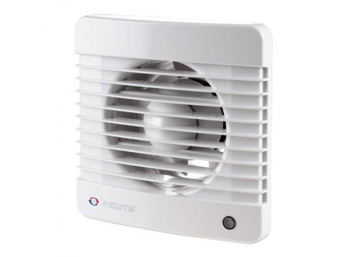 Ventilátor Vents 125 MTL TURBO doběh, ložiska