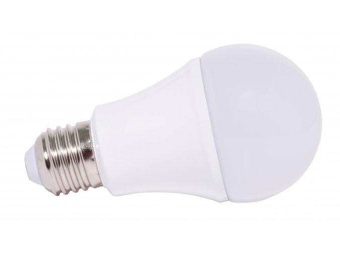 LED žárovka E27  8W LED8W-A60/E27/4200K bílá