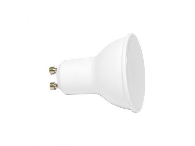 LED žárovka GU10 7,5W LED7,5-GU10-2700k teplá bílá