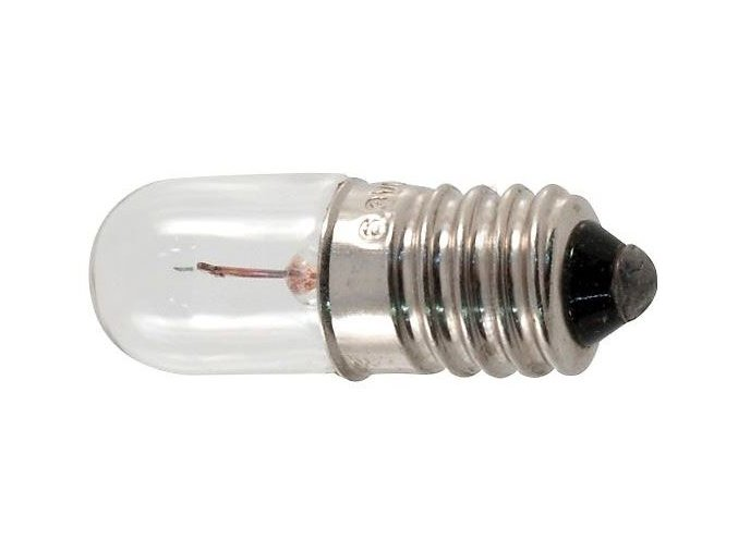 Žárovka E10 6,3V/0,3A do trafopájek ETP