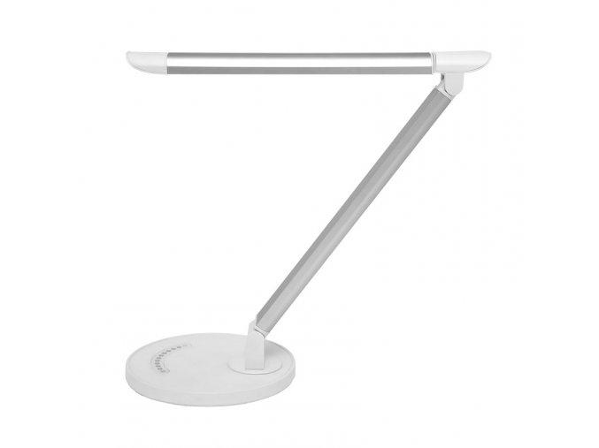 Stolní LED lampa stmívatelná, dotyková Ecolite LTZ03, bílá, 7W