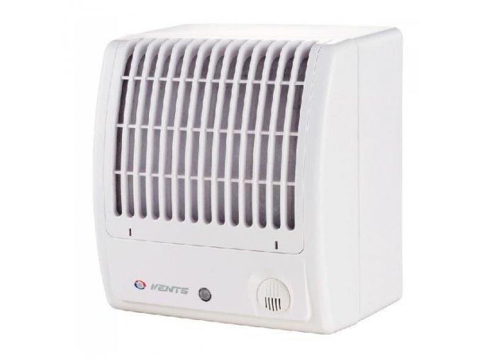 Ventilátor radiální Vents 100 CFT turbo s časovým spinačem