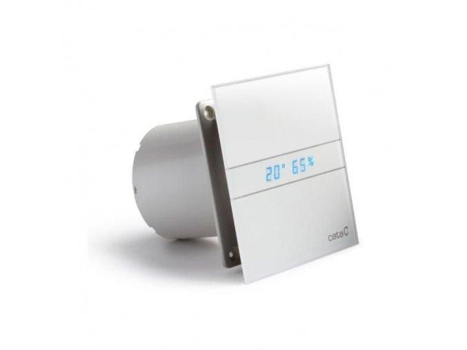 Ventilátor Cata e120 GTH časovač, senzor vlhkosti