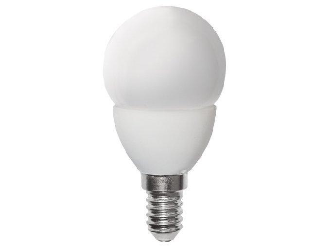 LED žárovka E14 5W LED5W/G45 2700K teplá bílá